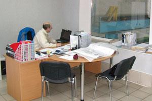 В центральном офисе в г. Покров