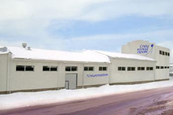 Производственный корпус в г. Покров
